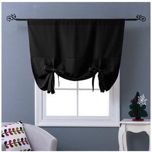 🖤 NWT ~ Beautiful Black Curtain
